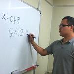 講師の李 尚炫さん